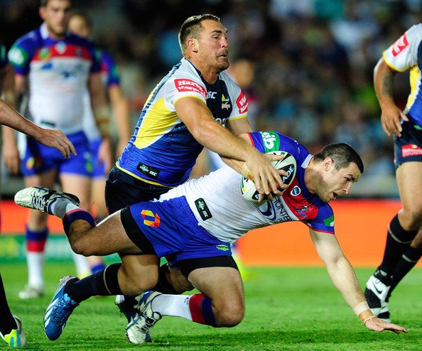 knights and cowboys Cowboys v knights: teams have been named for the round 20 clash between north queensland and newcastle.