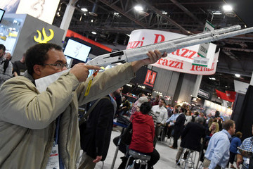 Scott Brown National Shooting Sports Foundation Hosts Annual Trade Show in Las Vegas