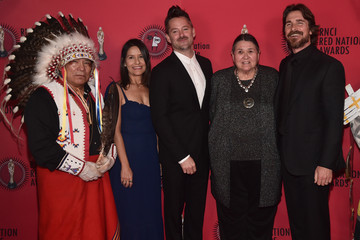 Scott Cooper Red Nation Film Festival And Awards Ceremony