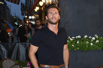 Scott Eastwood Longchamp And Kendall Jenner Celebrate The Opening Of Longchamp Fifth Avenue Flagship