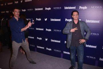 Scott Foley 'Entertainment Weekly' and 'People' Celebrate The New York Upfronts - Arrivals