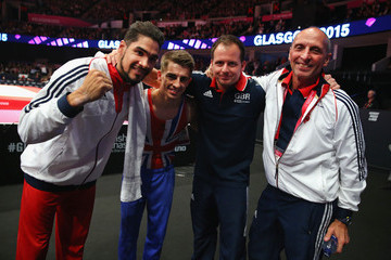 Scott Hann A Year in Focus with British Gymnastics Team
