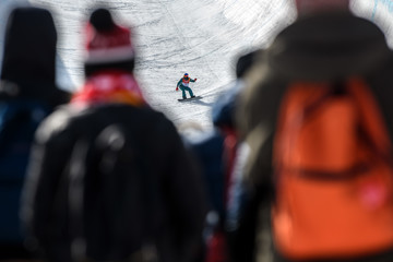 Scott James Around the Games: Day 4 - Winter Olympic Games