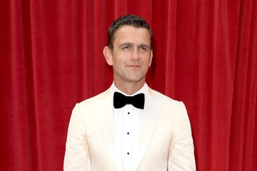 Scott Maslen British Soap Awards - Red Carpet Arrivals