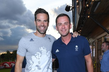 Scott Mills Team GB FanZone Opening Ceremony Party