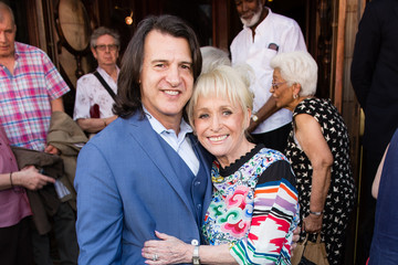 Scott Mitchell Dame Barbara Windsor to Inaugurate the Hackney Empire Walk of Fame