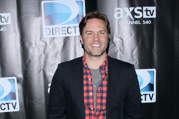 Scott Porter DirecTV Super Saturday Night - Arrivals