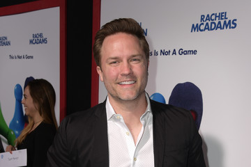 Scott Porter Premiere of New Line Cinema and Warner Bros. Pictures' 'Game Night' - Red Carpet