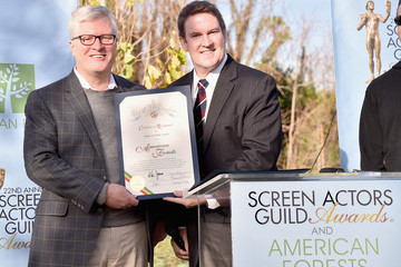 Scott Steen The 22nd Annual Screen Actors Guild Awards - SAG Awards And American Forests Tree Planting At The L.A. River