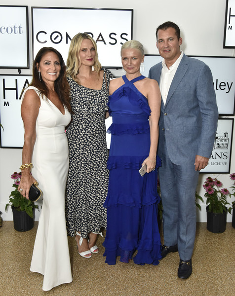 Hamptons Magazine 40th Anniversary Bash By Lawrence Scott Events Presented By Compass