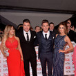 Scott Timlin Arrivals at the National Television Awards