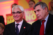 Gordon Brown and Alistair Darling Photos Photo