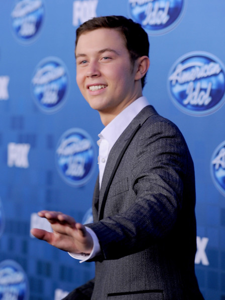 american idol 2011 winner. American Idol winner Scotty