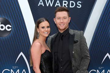 Scotty McCreery The 52nd Annual CMA Awards - Arrivals