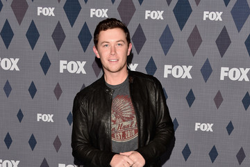 Scotty McCreery 2016 Winter TCA Tour - FOX All-Star Party - Arrivals