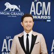 Scotty McCreery 54th Academy Of Country Music Awards - Arrivals