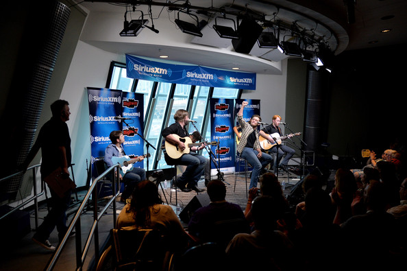 Scotty McCreery Performs at SiriusXM's Music City Theatre