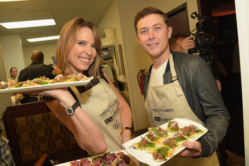 Scotty McCreery 14th Annual Waiting for Wishes Celebrity Waiter's Dinner & After Party