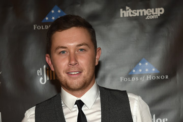 Scotty McCreery Folds of Honor/CMS Nashville Songwriter of the Year Party 2016