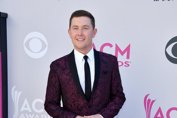 Scotty McCreery 52nd Academy of Country Music Awards - Arrivals