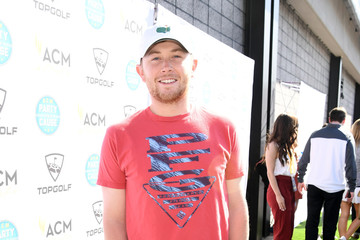 Scotty McCreery ACM Lifting Lives TOPGOLF Tee-Off