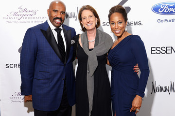 Julie Talbott Screen Gems Presents The Steve & Marjorie Harvey Foundation Gala