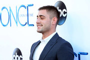 Actor Michael Socha attends the Screening of ABC's 'Once Upon A Time' Season 4 at the El Capitan Theatre on September 21, 2014 in Hollywood, California.