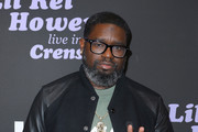 """Actor/comedian Lil Rel Howery attends the screening of HBO's """"Lil Rel Howery: Live In Crenshaw"""" at NeueHouse Hollywood on November 21, 2019 in Los Angeles, California."""