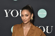 """Shay Mitchell attends the Screening Of Lifetime's """"You"""" Series Premiere on September 5, 2018 in New York City."""