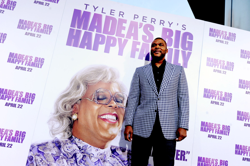 Tyler Perry Photos Photos Screening Of Lionsgate Films