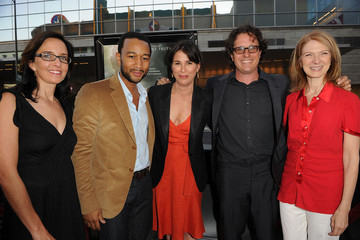 """Rebecca Yeldham Dawn Hudson Screening Of Paramount Pictures' """"Waiting For """"Superman"""" - Arrivals"""