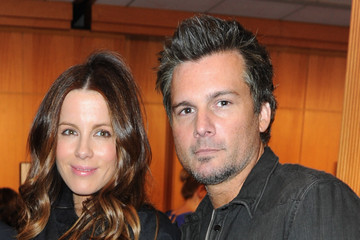 """Kate Beckinsale Len Wiseman Screening Of The Weinstein Company's """"The Artist"""" - After Party"""