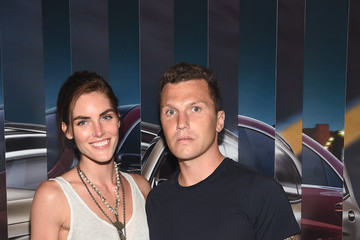 Sean Avery Hilary Rhoda Mercedes-Benz Kicks-Off Evolution Tour In New York City With Alabama Shakes And Questlove At Terminal 5