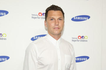 Sean Avery Arrivals at the Samsung Hope for Children Gala