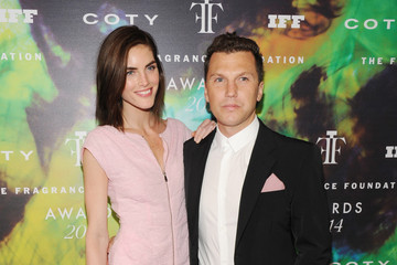 Sean Avery Inside the Fragrance Foundation Awards — Part 2