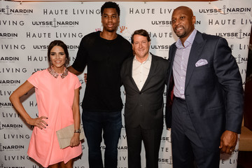 Sean Combs Haute Living and Ulysse Nardin Honor National Autism Day With Hassan Whiteside