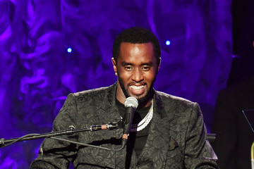 "Sean Combs Pre-GRAMMY Gala and GRAMMY Salute to Industry Icons Honoring Sean ""Diddy"" Combs - Show"