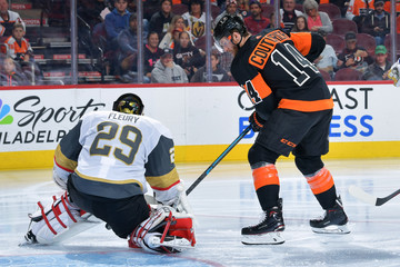 Sean Couturier Vegas Golden Knights vs. Philadelphia Flyers