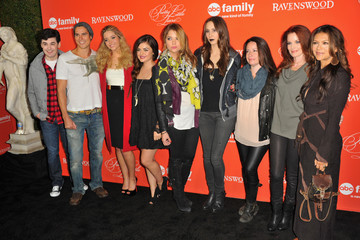Sean Faris 'Pretty Little Liars' Screening in Hollywood