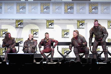 Sean Gunn Comic-Con International 2016 - Marvel Studios Presentation