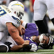 Sean Lissemore San Diego Chargers v Baltimore Ravens