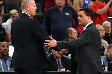 Sean Miller Pac-12 Basketball Tournament - Quarterfinals