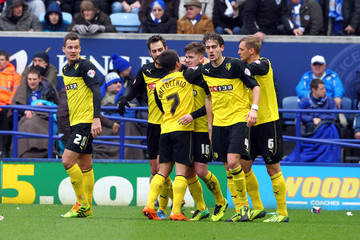 Sean Murray Leicester City v Watford - Sky Bet Championship