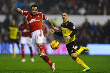 Sean Murray Nottingham Forest v Watford
