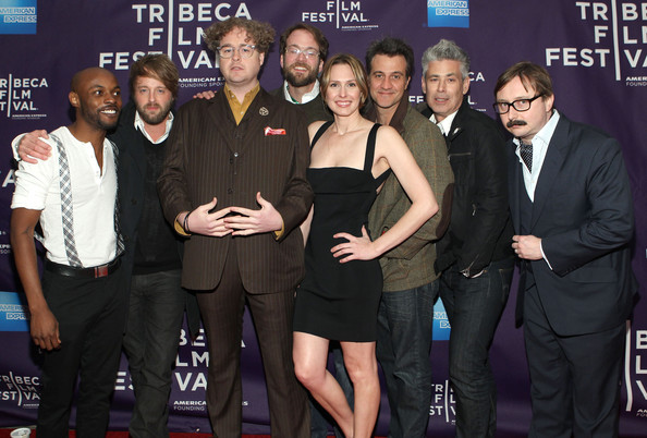 "Premiere Of ""Treatment"" At The 2011 Tribeca Film Festival [event,premiere,award,performance,treatment,l-r,2011 tribeca film festival,premiere,premiere,julian a. mitchell,ross partridge,steven schardt,jessica makinson,sean nelson]"