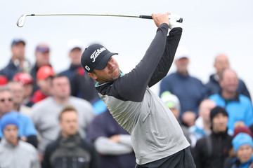 Sean O'Hair 146th Open Championship - Day Two