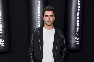 Sean O'Pry Arrivals at the Alexander Wang X H&M Launch