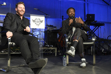 Sean Parker will.i.am's i.am.angel Foundation TRANS4M 2018 Gala, Honoring Sean Parker, Chairman, Parker Institute for Cancer Immunotherapy