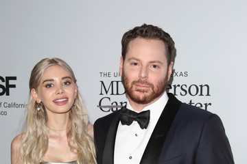 Sean Parker Sean Parker and The Parker Foundation Launch The Parker Institute for Cancer Immunotherapy Gala - Arrivals