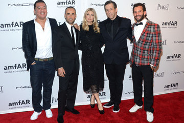 Sean Patterson 3rd Annual amfAR Inspiration Gala New York - Arrivals